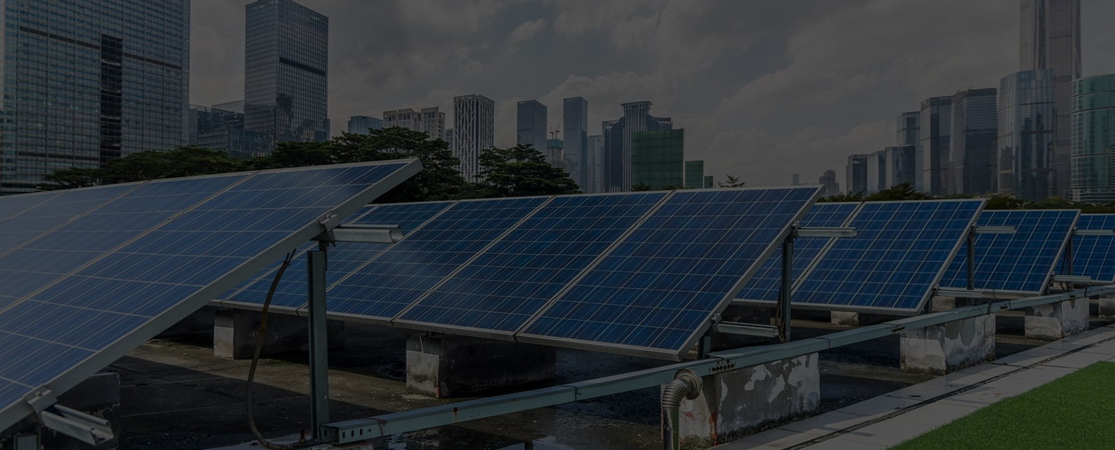 Solar Power lowers your business costs.