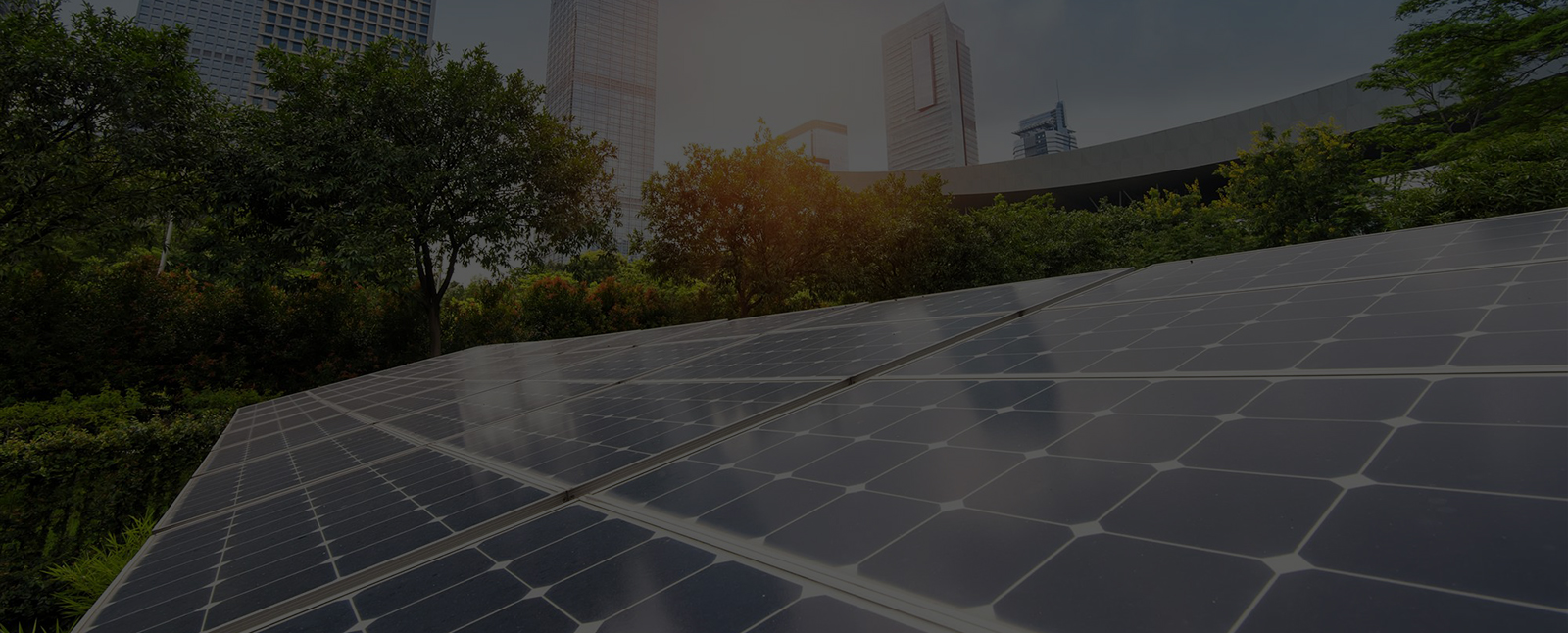 Solar Power equals saving money and your environment.