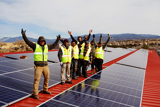Solar Installation Company in India