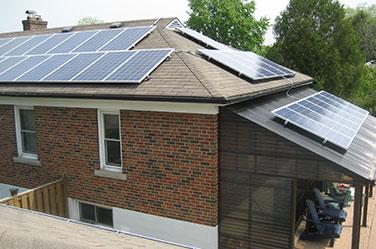 Hybrid solar solution