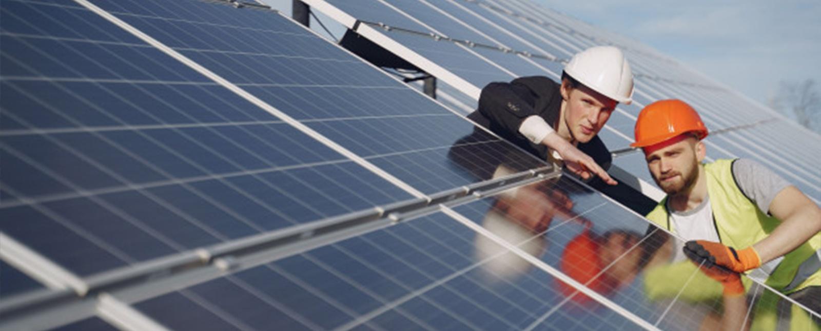 1 MW Solar Power Plant